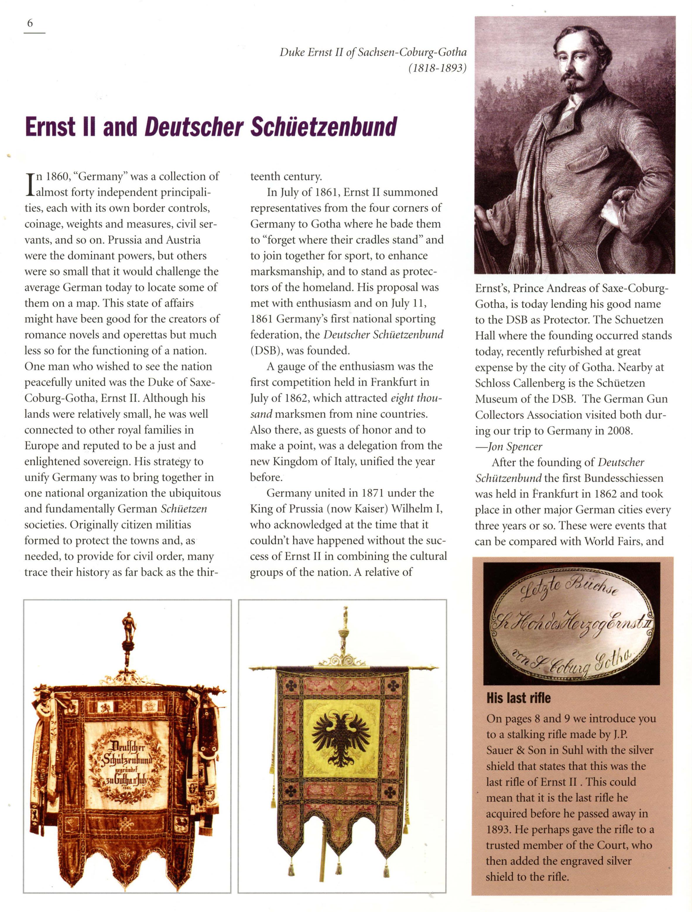 Sauer for Herzog Ernst 1