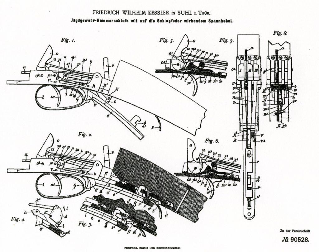 Kessler's of Suhl – German Hunting Guns