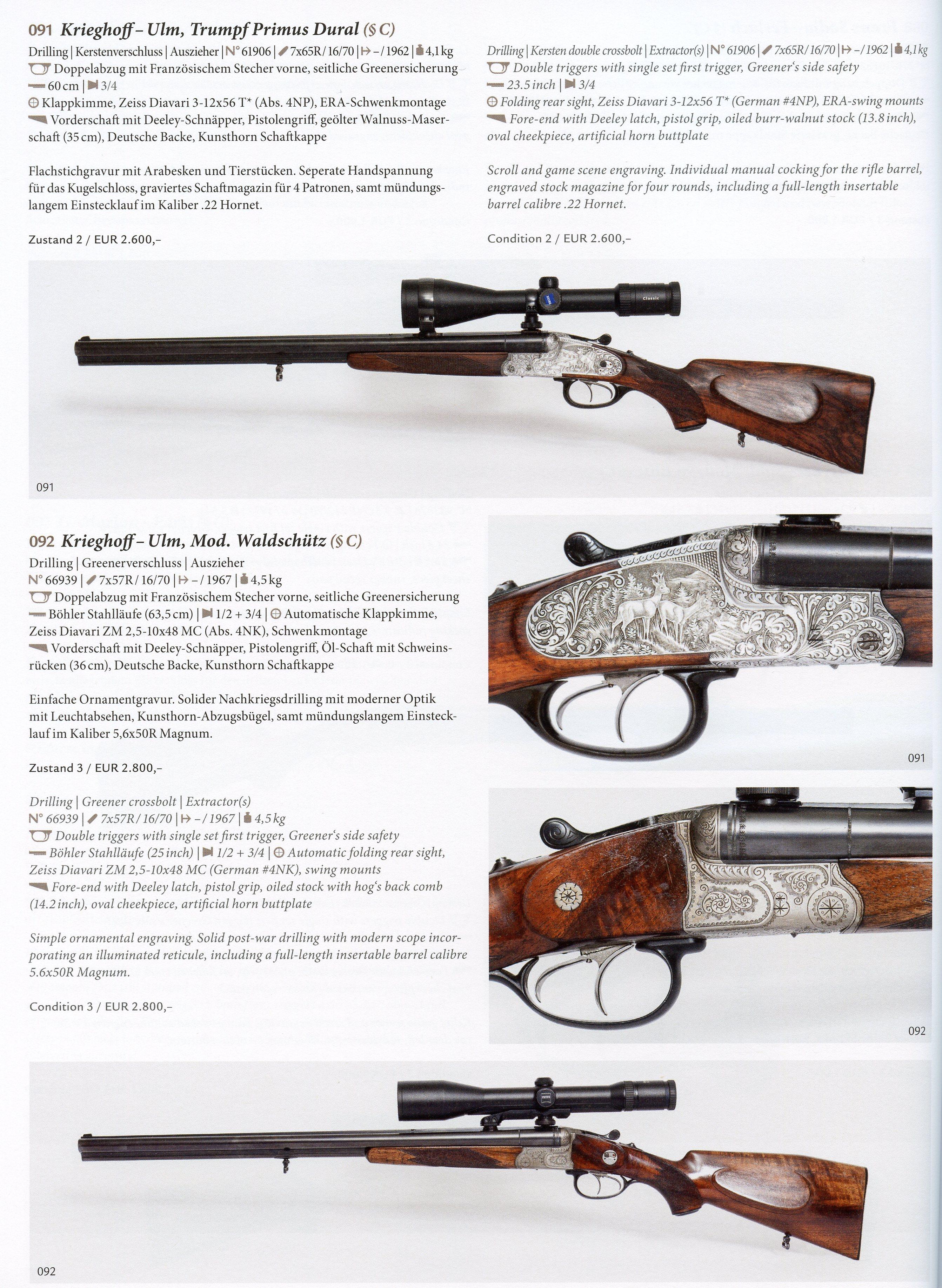 kaliber 22 rifle