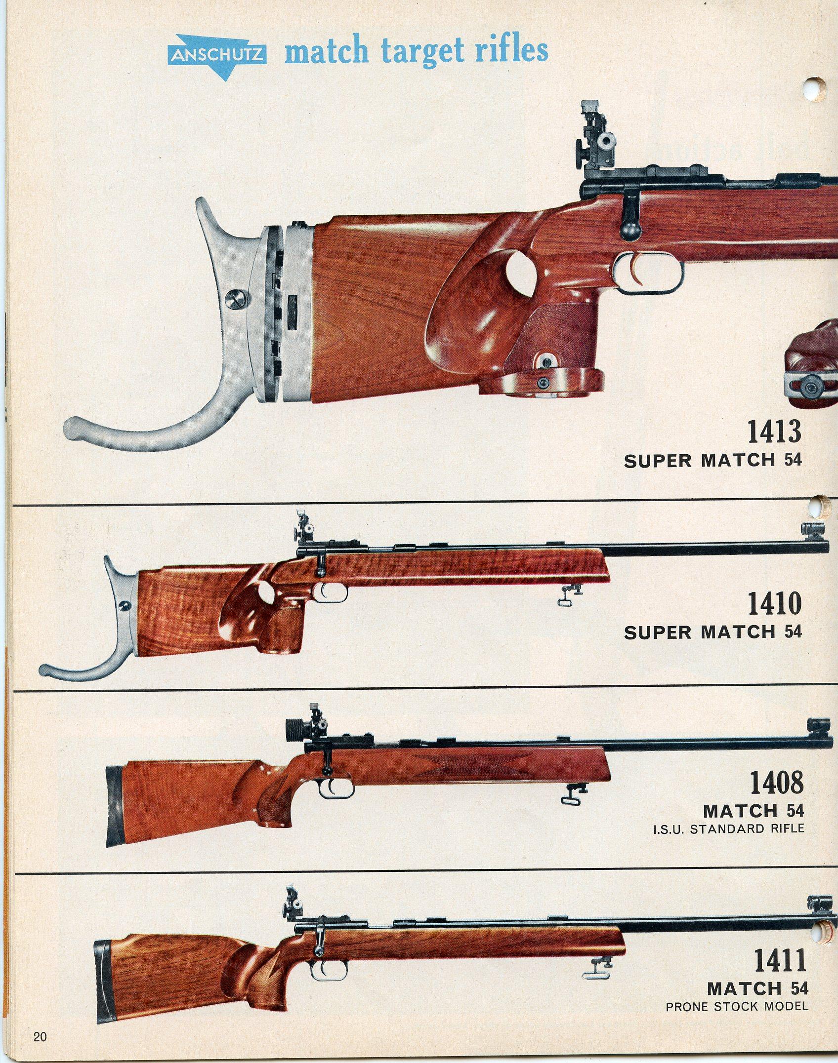 Anschütz family- Suhl & Zella Mehlis – German Hunting Guns