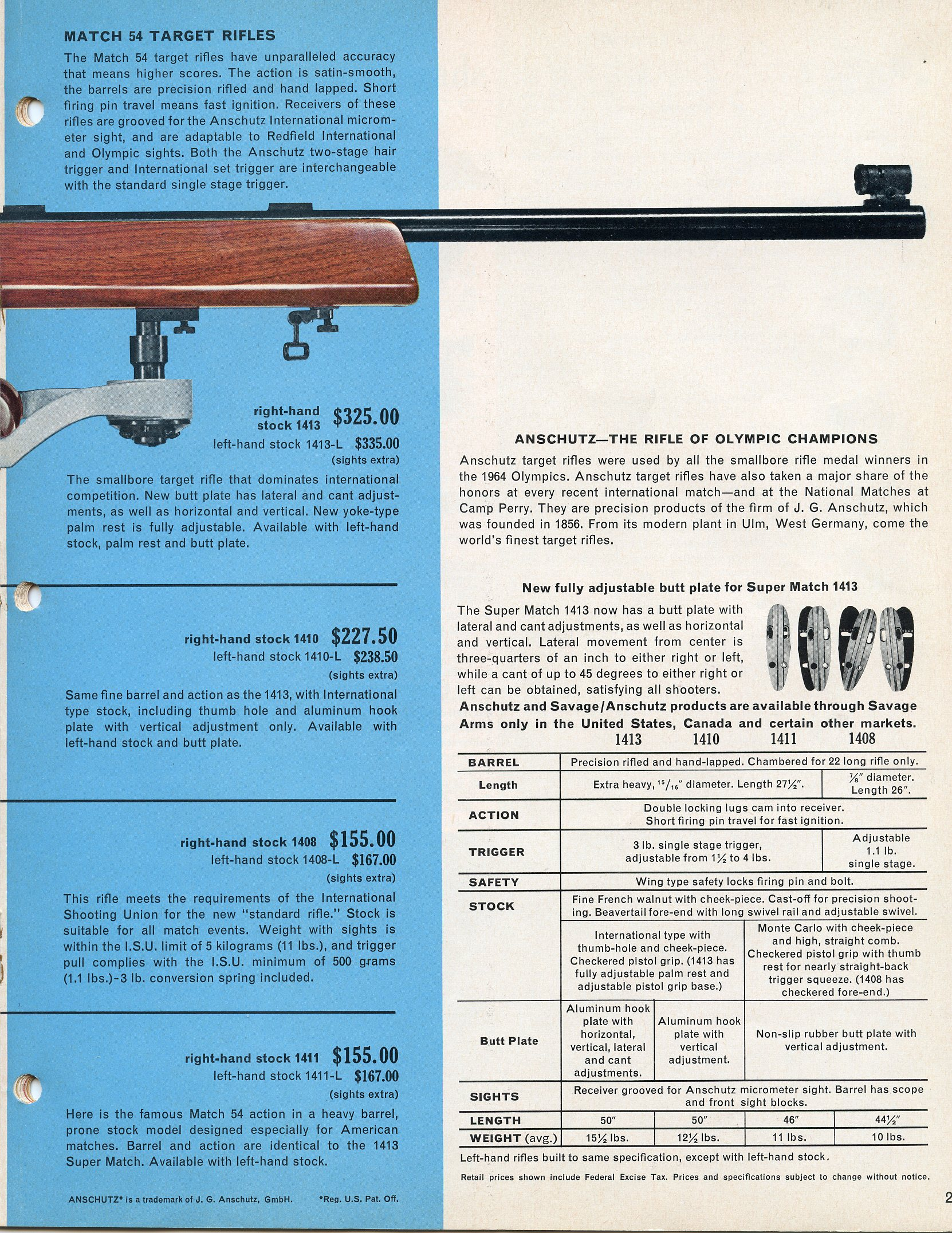 Anschütz family- Suhl & Zella Mehlis – German Hunting Guns
